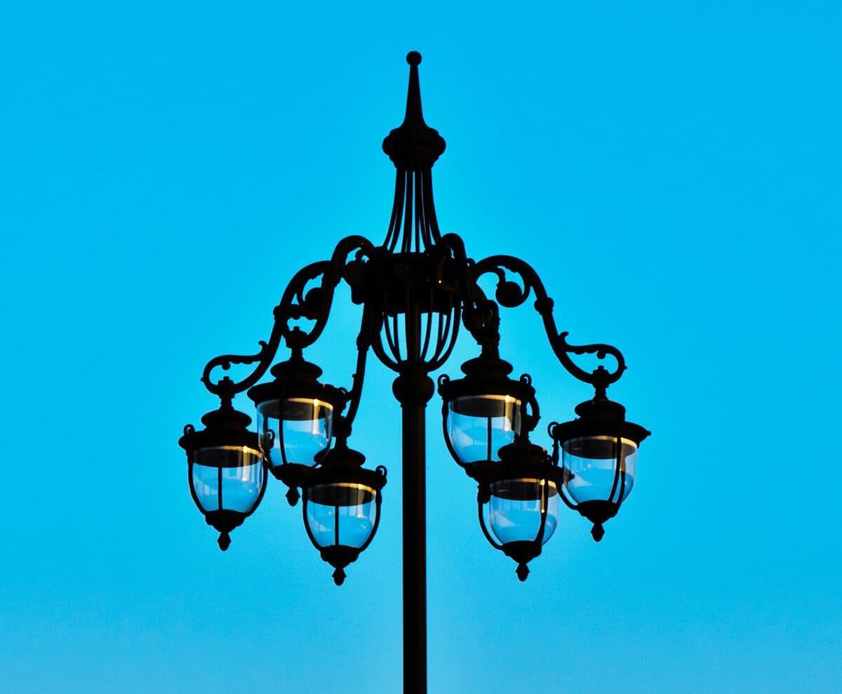 Mantenimientos en alumbrados públicos led en Cantabria