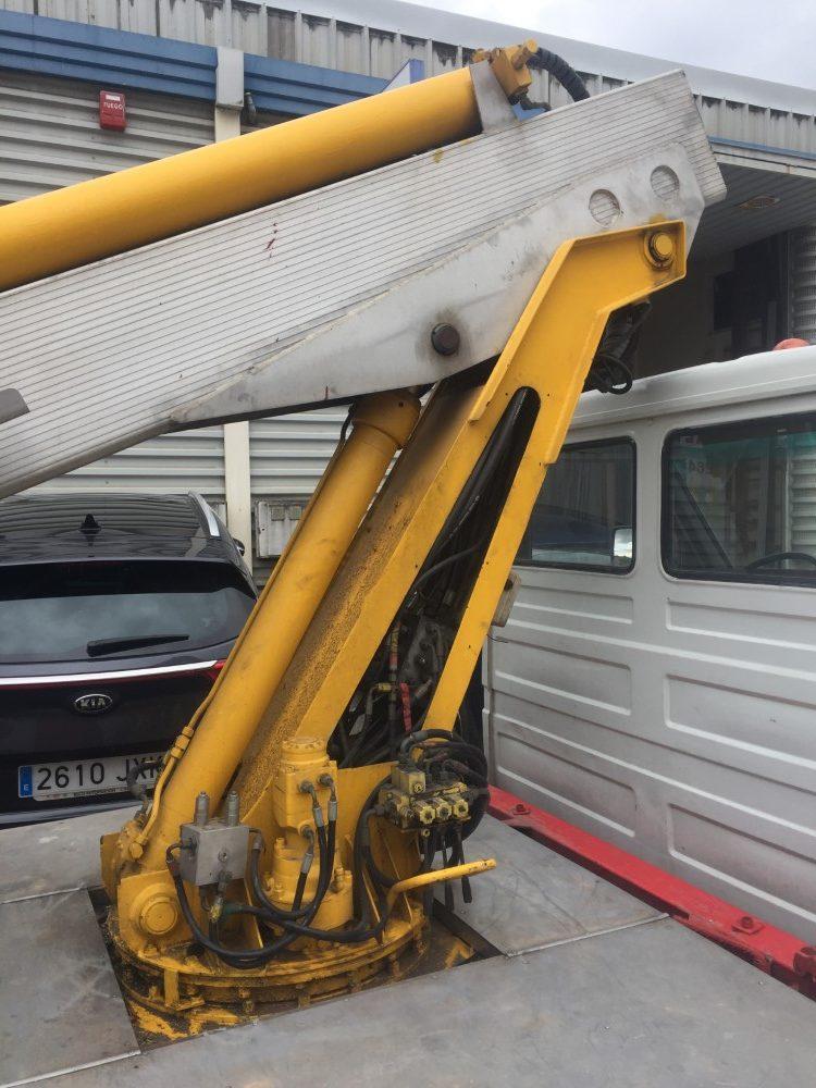 Renovación de flota de vehículos
