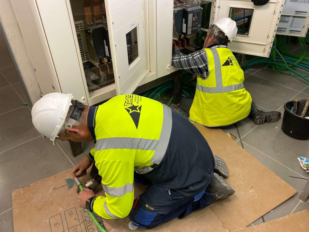 Realizamos todo tipo de mantenimiento eléctrico industrial en Cantabria