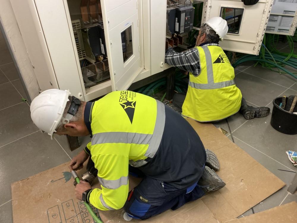 Se busca Técnico Electricista para trabajar con nosotros