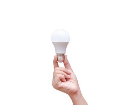 Instalación de lámparas y luminarias industriales LED en Cantabria