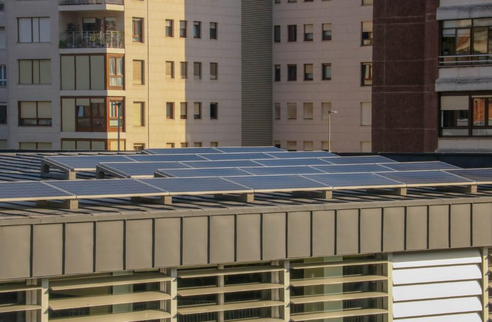 Instalación fotovoltaica Club Deportivo Marisma