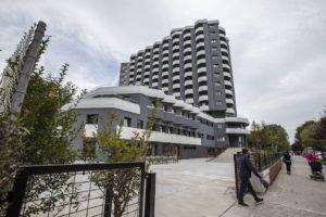 Instalacion Electrica En Residencia De Estudiantes 2 cantabria