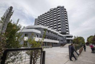 Taesa 2000 lleva a cabo la instalación eléctrica completa de la nueva residencia de estudiantes